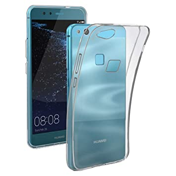 ELECTRÓNICA REY Funda Carcasa Gel Transparente para Huawei ...