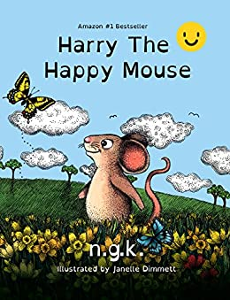 Harry The Happy Mouse -Dyslexia Friendly Version