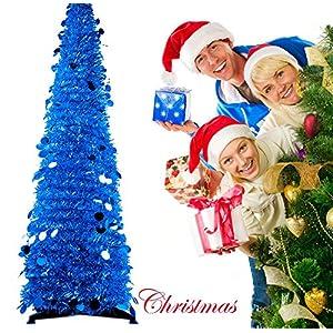 Jusdreen 4.9 Foot Artificial Christmas Pine Tree 36