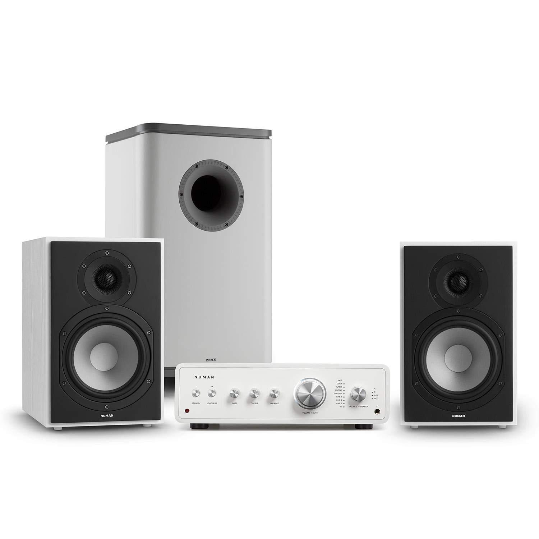 Numan Drive 802 Stereo Set - 2 Altavoces de estantería ...