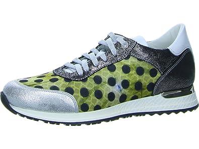 Noclaim Glory Sneaker mit bunten Farbspritzern | Sneaker