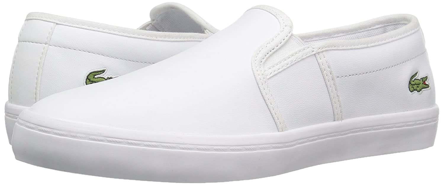 971e725f361d04 Lacoste Women s Gazon Bl 1 Fashion Sneaker  Buy Online at Low Prices in  India - Amazon.in