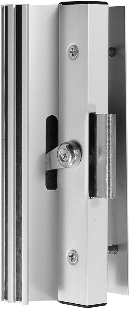 "Wright Products V1205 SLIDING GLASS DOOR HANDLE, ALUMINUM 4-15/16"" C2C"