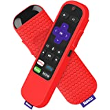 Silicone Cover for TCL Roku Streaming Stick/Stick+ Remote Controller, Non-Slip Shockproof Protective Case for Roku Voice…