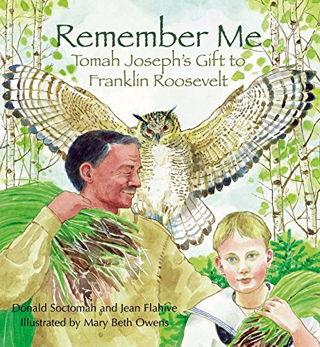 Remember Me: Tomah Joseph's Gift to Franklin -