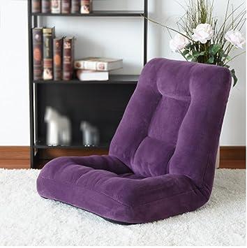 HCJLRSF Puf, sillón de Cama de Tela Multifuncional Ordenador ...