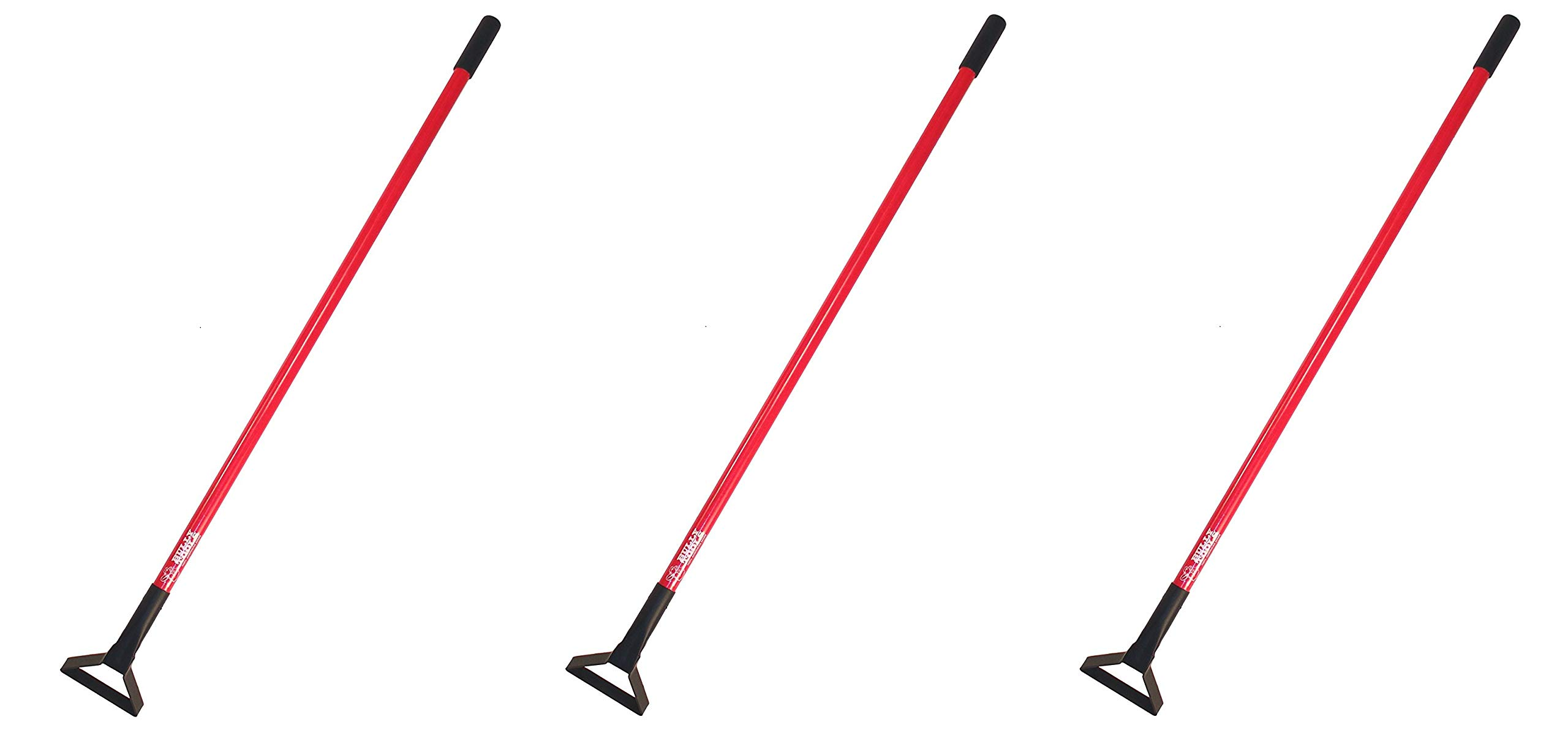 Bully Tools 92348 12-Gauge Loop Hoe with Fiberglass Handle (Pack of 3)
