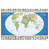 The World for Kids [Laminated]