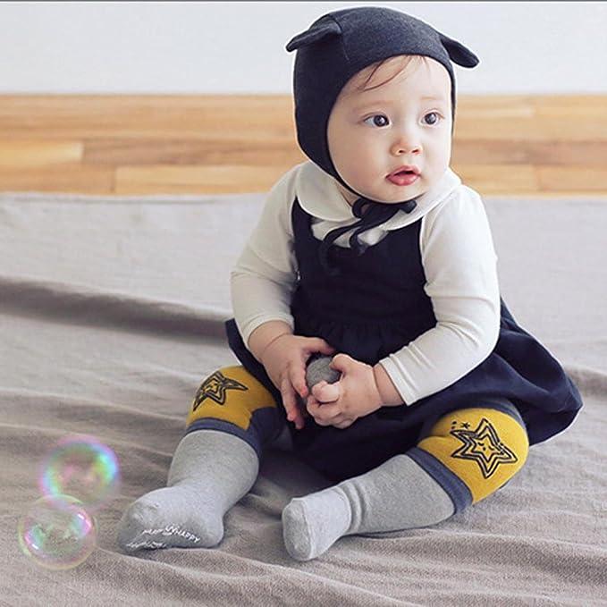 Upxiang - Collant - Bébé (fille) 0 à 24 mois - Multicolore -  Amazon.fr   Vêtements et accessoires 4c677e87a76