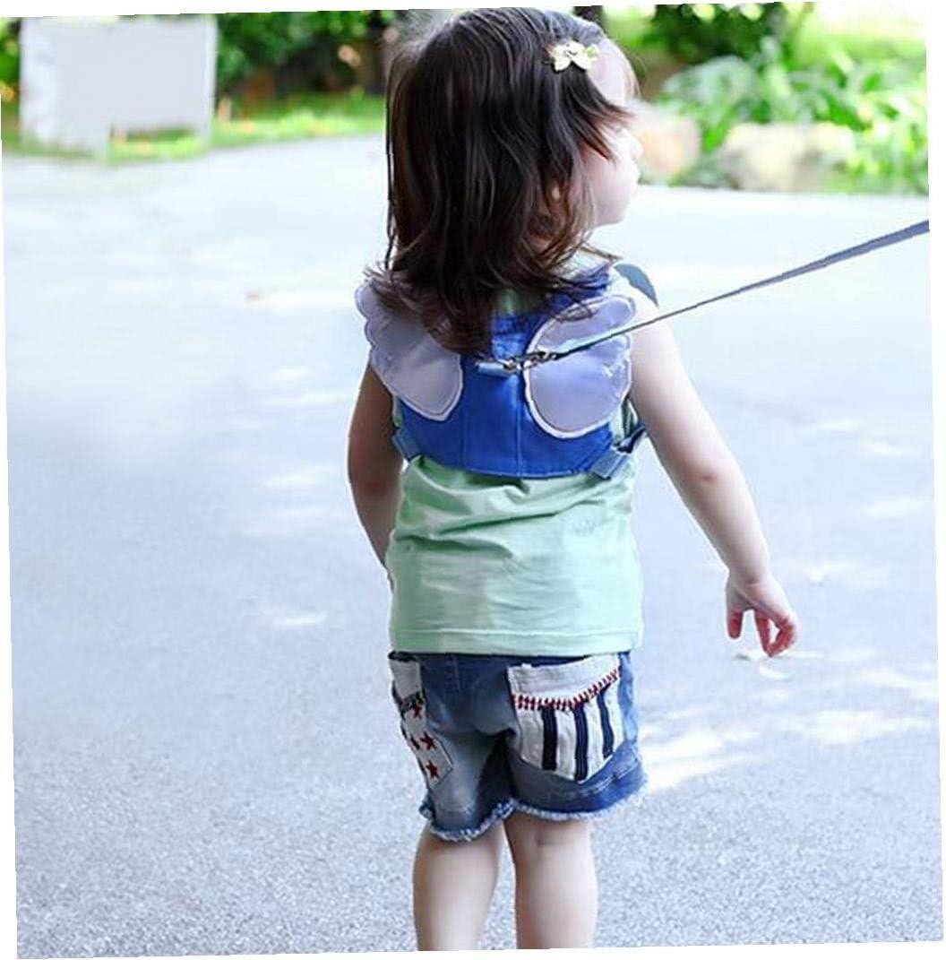 AMOYER Kleinkind Leine Und Harness Kinder Wandern Sicherheits-Produkt Nette Fl/ügelform