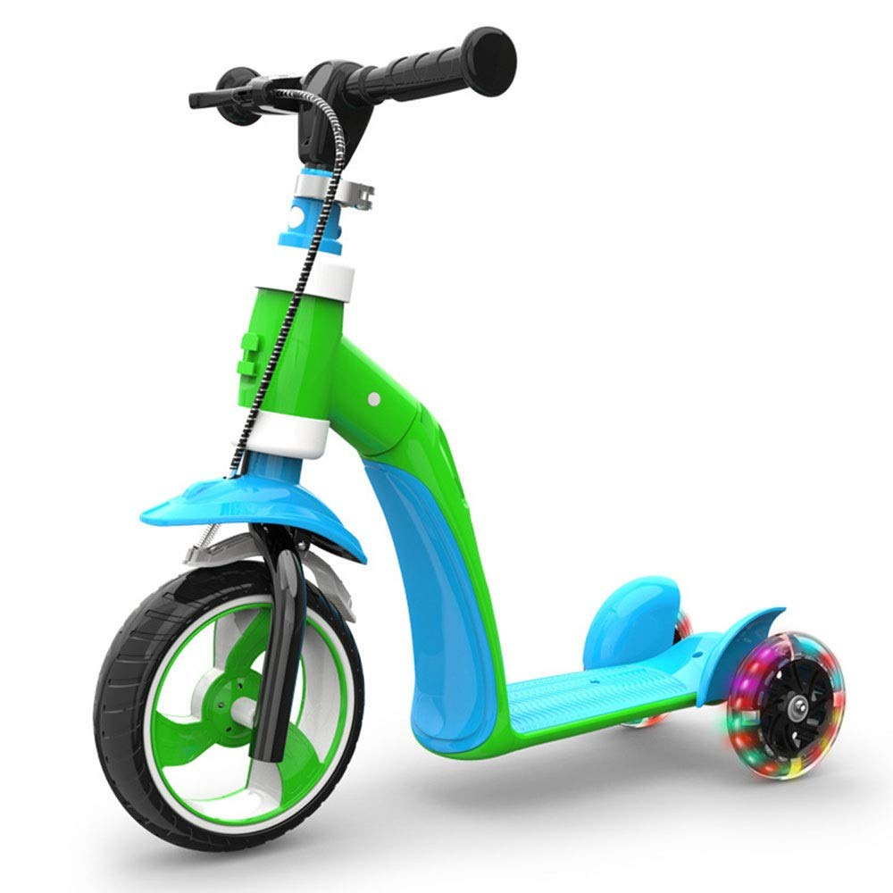 Runplayer ( 子供の赤ちゃんの三輪スクーターに適して、スクーター :、多目的スクーター、子供の贈り物に乗ることができます ( Runplayer Color : Green ) B07QXVM71F, 輸入家具通販 ax design:6317e94f --- durrari.com.br