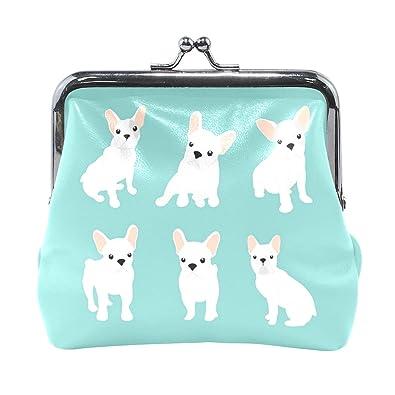 Amazon.com: Moda Mujer Bolso de embrague lindo pequeño perro ...