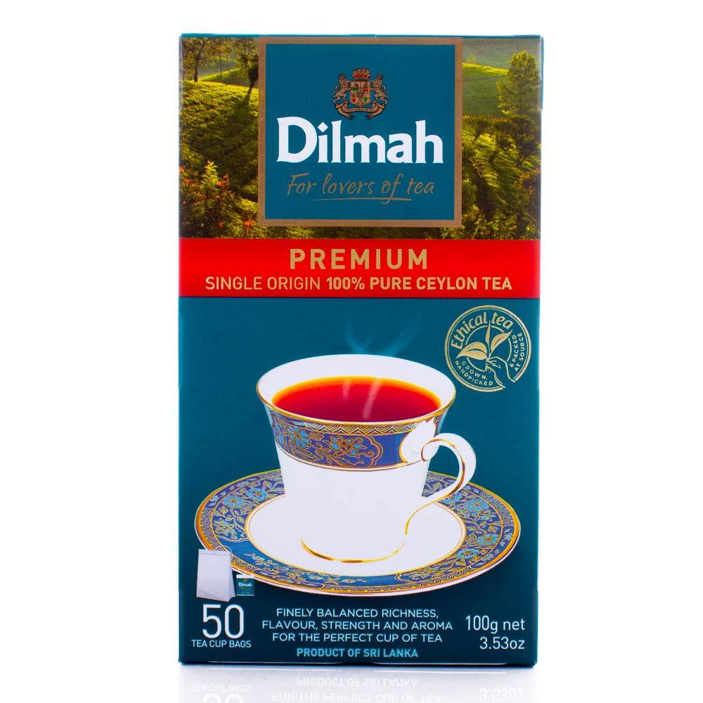 Dilmah Premium (50 Tea Bags)