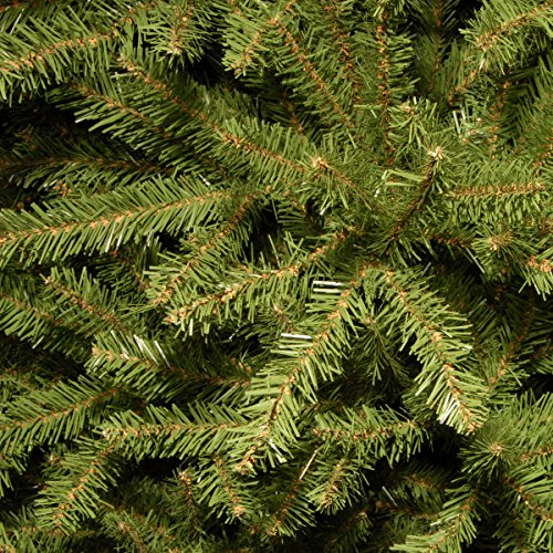National Tree 7.5 Foot Dunhill Fir Christmas Tree, Hinged (DUH-75) by National Tree Company (Image #3)