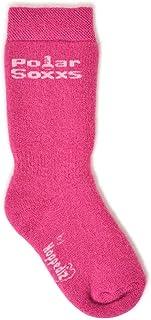 Hoppediz polarsoxxs–Baby e bambini calzini di lana merino,grigio,13-15