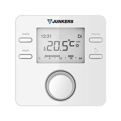 Junkers termostato regulador de la temperatura FR 120
