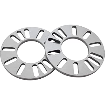 5X120 5X130,12MM 5X112 5X4.25 4 WHEEL SPACERS 1//2 INCH THICK FITS ALL 5X108