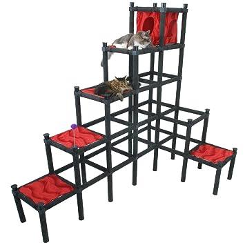 Feline Furniture Stairway To Cat Heaven Condo