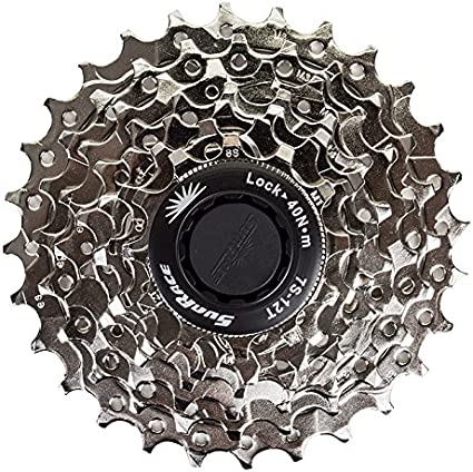 Sunrace Bicycle Cassette Sprocket 12-28T 7 Speed