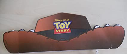 Disney Toy Story Woody Cowboy Party Hat Pack of 4
