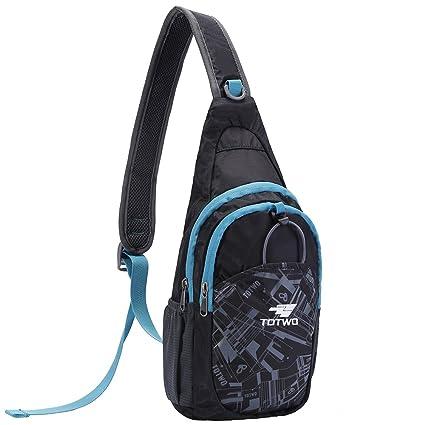 Amazon.com   YHLCSQ Small Sling Bag Crossbody Sling Backpack ... 0fc56bef76e56