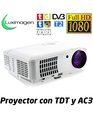 Amazon.es: Proyectores - TV, vídeo y home cinema: Electrónica