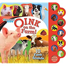 Discovery Oink on the Farm!: 10 Noisy Farm Sounds