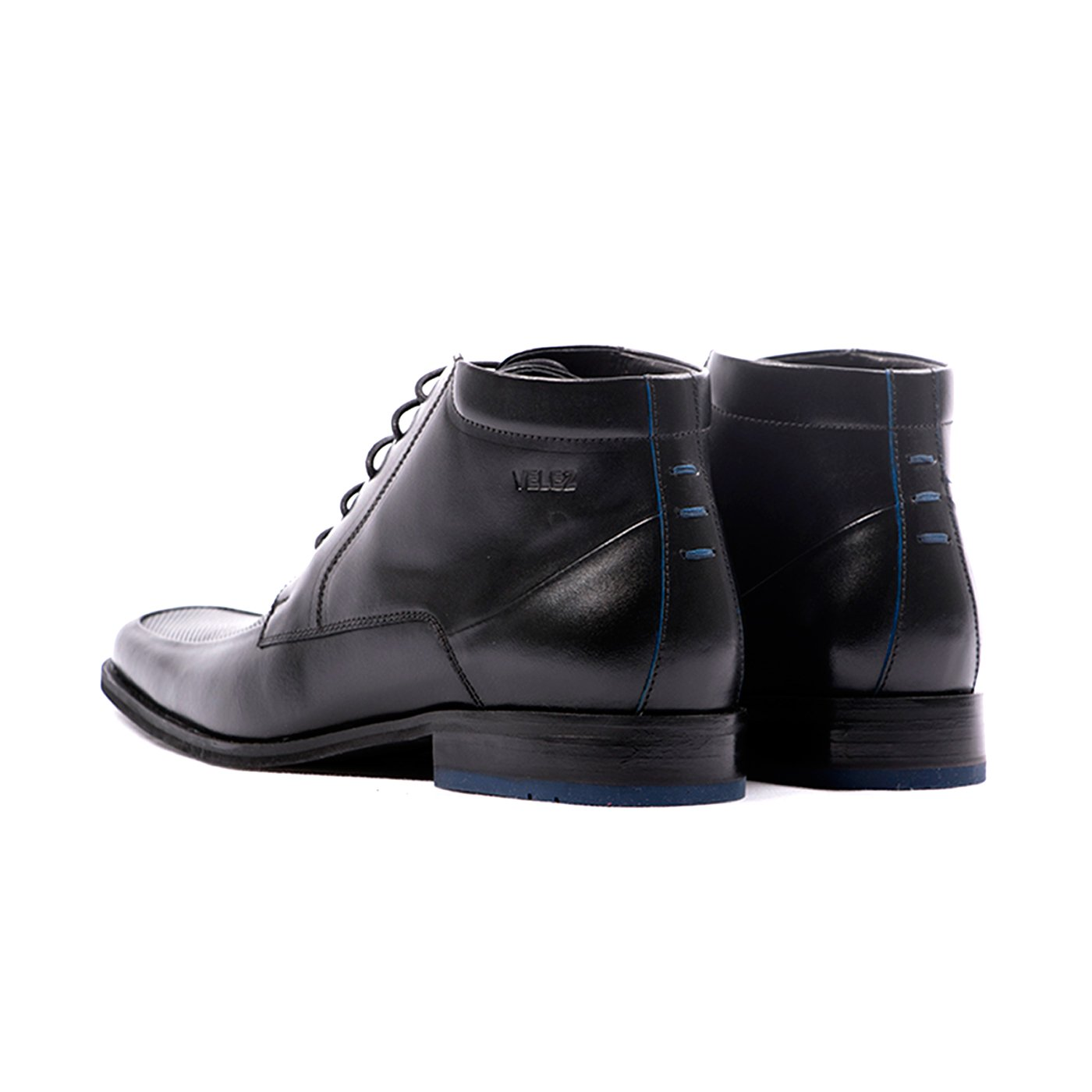 Amazon.com: VELEZ Men Genuine Colombian Leather Dress Boots | Botas de Cuero Colombianas: Clothing