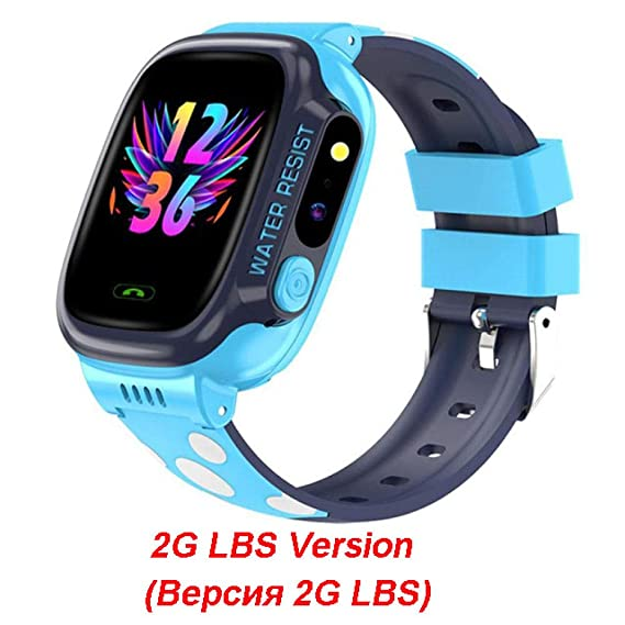 Relojes Inteligentes Niños Smart Watch 4G GPS WiFi Tracking ...