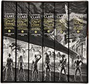 The Mortal Instruments, the Complete Collection(City of Bones/ City of Ashes/ City of Glass/ City of Fallen An