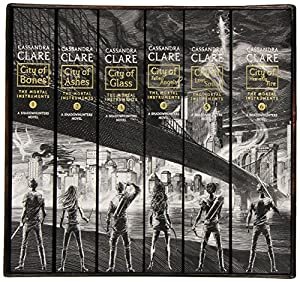 Paperback The Mortal Instruments, the Complete Collection : City of Bones; City of Ashes; City of Glass; City of Fallen Angels; City of Lost Souls; City of Heavenly Fire Book