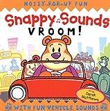 Snappy Sounds Vroom!, Derek Matthews, 1592233562