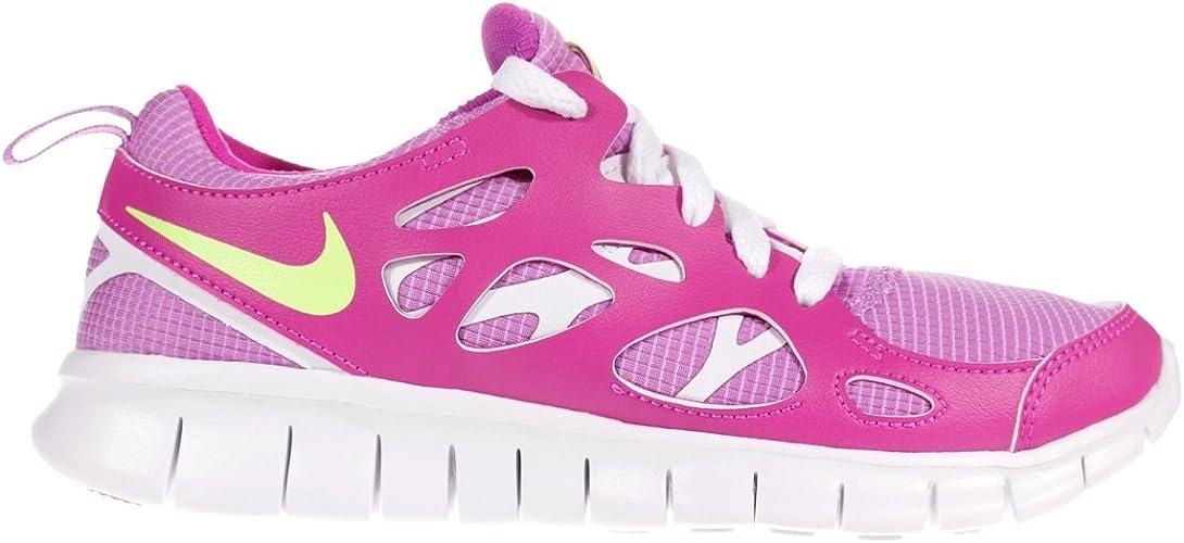 Nike Free Run 2 Running Shoes 477701 503 pinkrosewhite