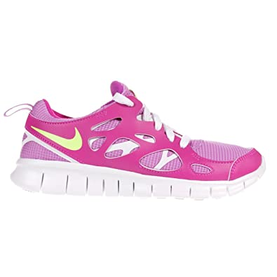 a361a27549b17 Nike Free Run 2 (GS) Running Trainers 477701 Sneakers Shoes (UK 4 US