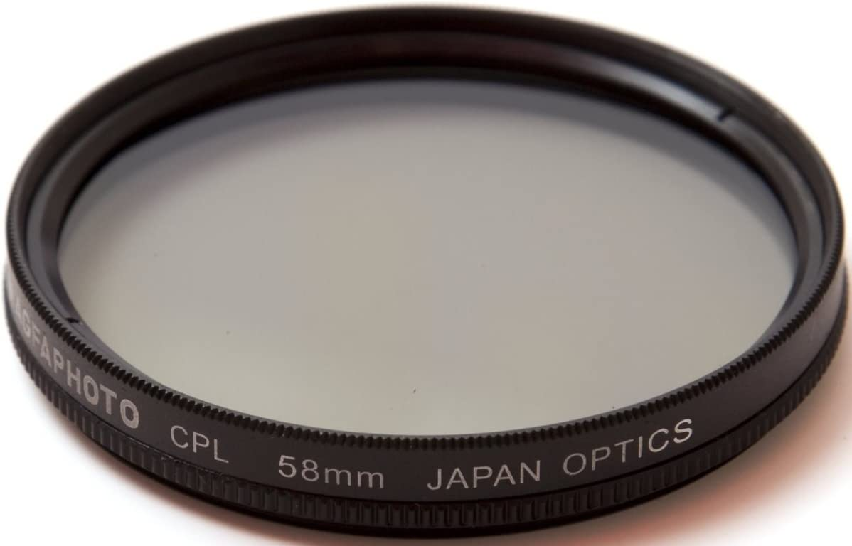 A/&R Professional 812 Warming Filter 58mm For Nikon Canon Sigma Tokina lenses