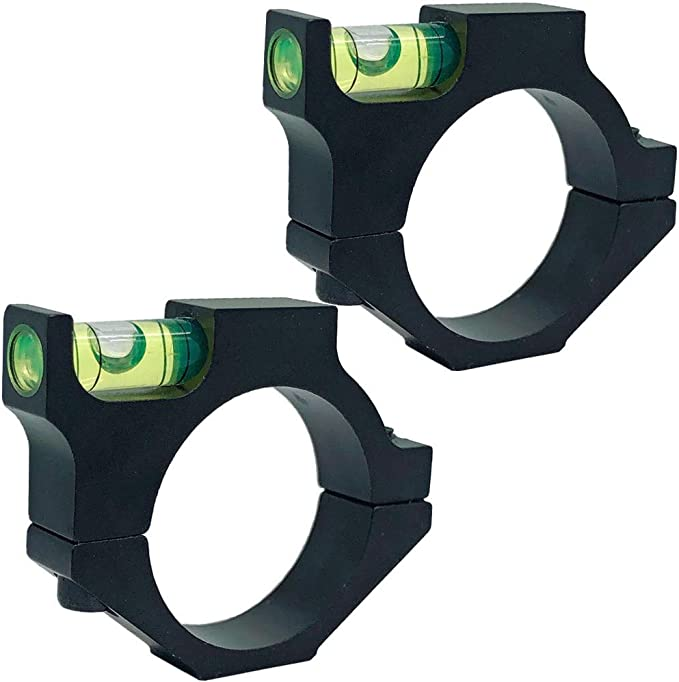 Amazon.com : YOTOM Scope Bubble Level for 1 inch / 30mm Riflescope Tube, 2-Pack : Sports & Outdoors