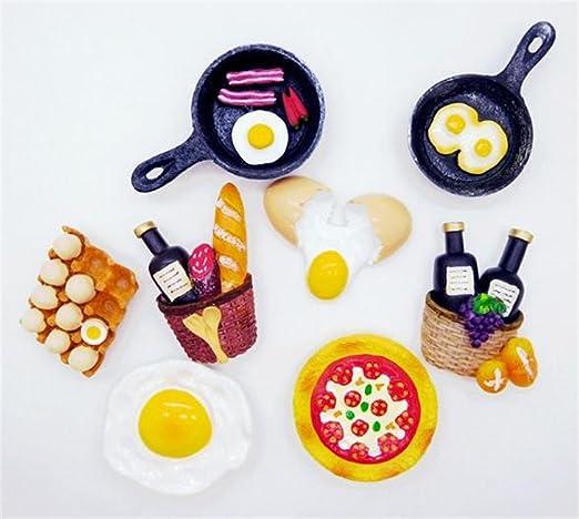Uni mejor imanes de nevera, diseño de cactus desayuno nevera ...