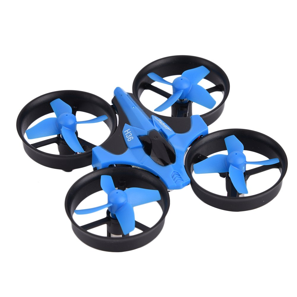 Mini RC Quadcopter Toy, JJRC H36 2.4Ghz 6-Eje Remote Control Modo ...