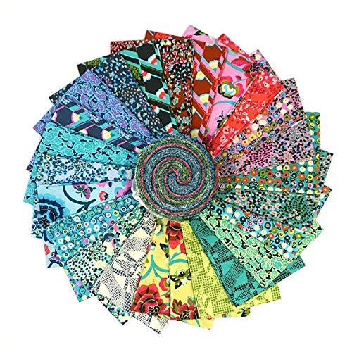 2 Amy Butler Fabric - FreeSpirit Fabrics Natural Beauty 40 pc design roll