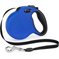 SHINE HAI Retractable 16ft Dog Walking Leash