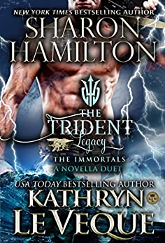 The Trident Legacy: Collection One (The Trident Series Book 1) by [Le Veque, Kathryn, Hamilton, Sharon]