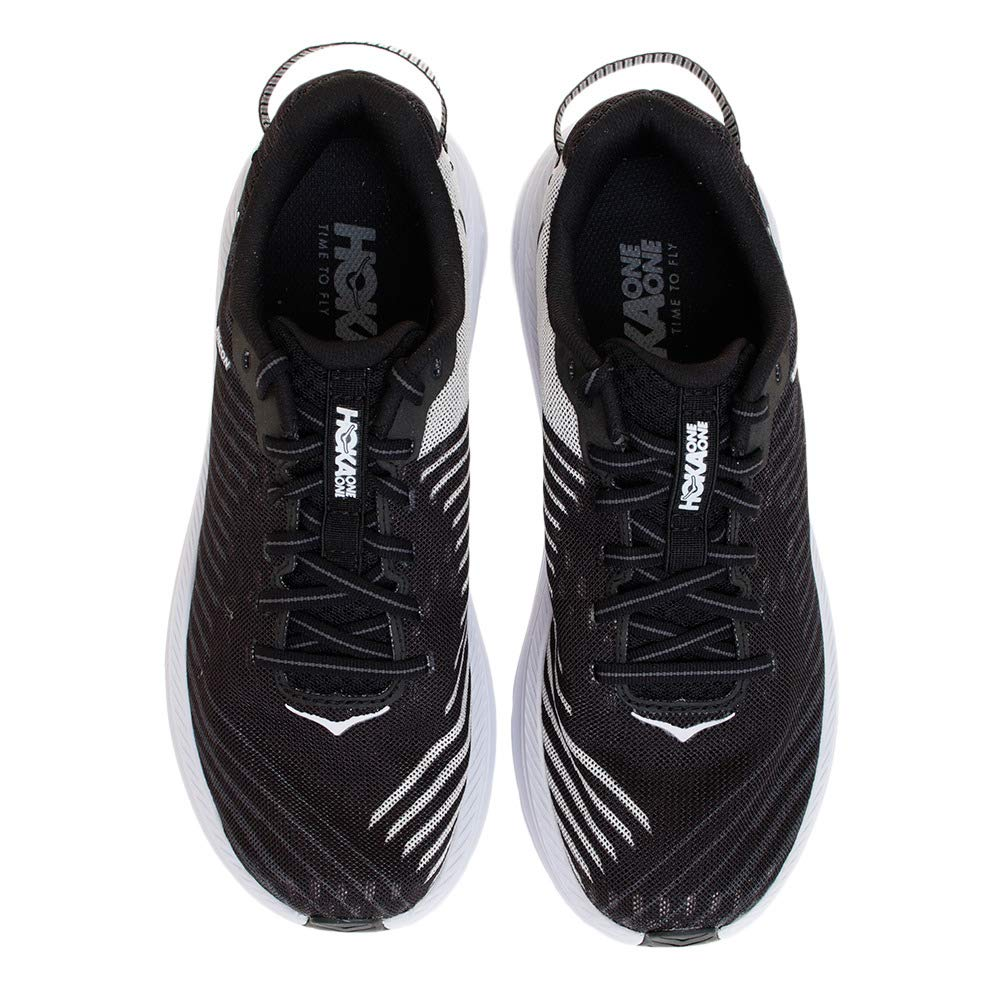 Running//Trail 39 1//3 HOKA one one Rincon Chaussures de Sport Femmes Noir//Blanc
