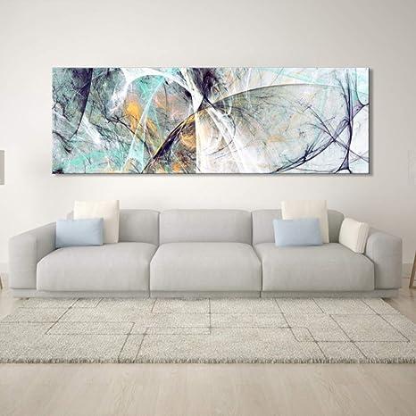 HSXF Arte Abstracto Mural Pintura al óleo póster e impresión ...