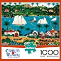 Buffalo Games Old California by Charles Wysocki - 1000Piece Jigsaw Puzzle by Puzzle by Buffalo Games, LLC