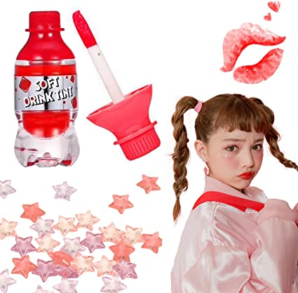 Xiton - 1 bebida gaseosa creativa, tinte de labios hidratante ...