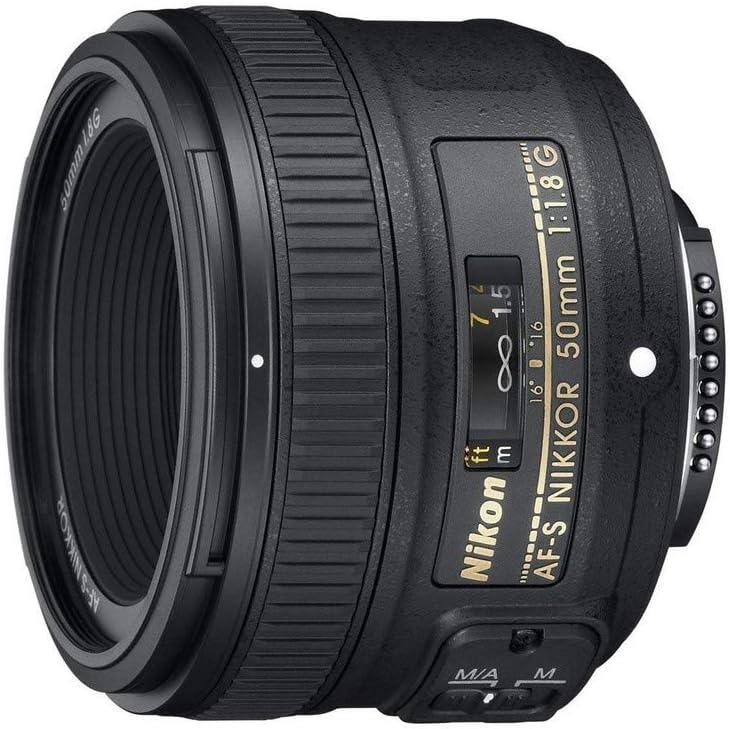 Nikon Af S Nikkor 50 Mm 1 1 8g Objektiv Kamera
