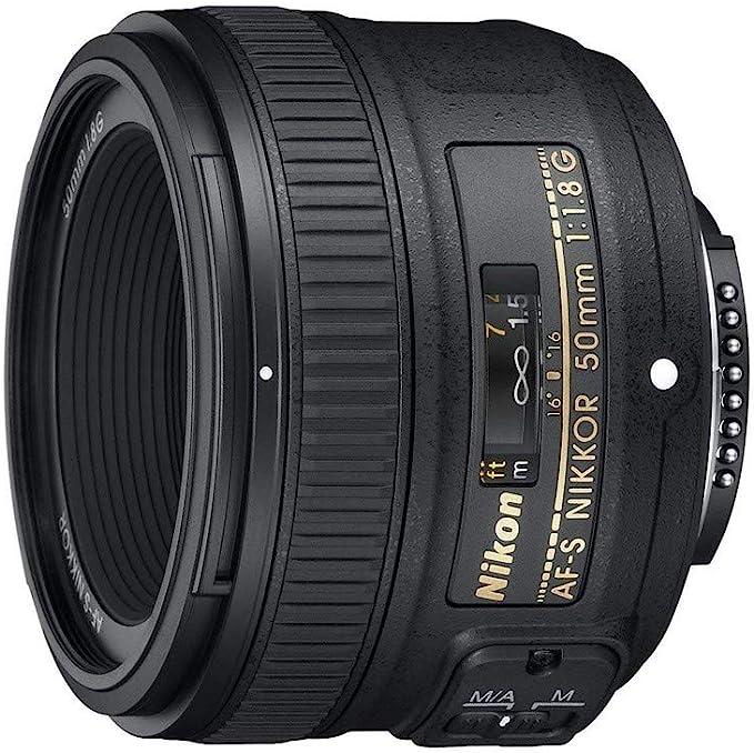 Nikon Af S Nikkor 50 Mm 1 1 8g Objektiv 58mm Filtergewinde