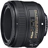 Nikon JAA015DA Af-S Nikkor, 50 mm, Svart