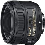 Nikon 50mm f/1.8G AF-S NIKKOR FX Lens - 2199
