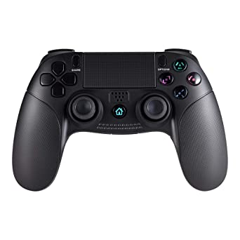 Pekyok SW22 Controlador inalámbrico para PS4, controladores clásicos Joystick Gamepad Controlador de juegos inalámbrico con